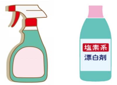 エアコンクリーニングで使う洗剤